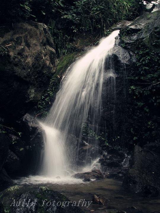 Air terjun sungai medang