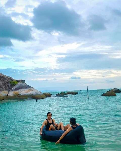 Pulau Penyu Jambi