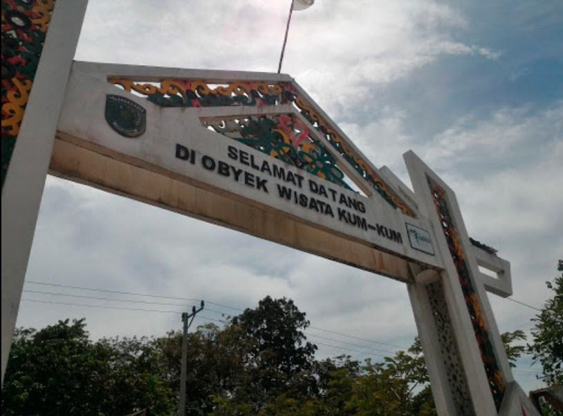 taman wisata Kum-kum